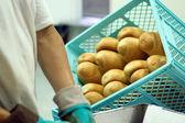 świeżego chleba - handel detaliczny — Zdjęcie stockowe
