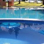 Private Swimming pool — Stock Photo #9754822