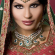 Indian woman — Stock Photo #9768425