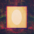 Royalty-Free Stock Photo: Easter Egg On Grunge Background