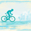 Cycling Poster - 
