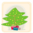 Christmas tree — Stock Photo #9724850