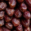 Dates closeup on a market — Stock Photo