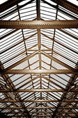 Industrial Roof — Stock Photo