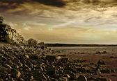 Martského slunce — Stock fotografie
