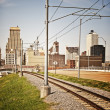 Memphis By Rail — Stockfoto
