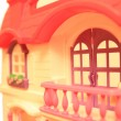 Barbie's house. — Stock Photo
