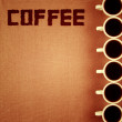 Coffee Notebook. — 图库照片 #9764803
