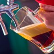 Stock Photo: Draught beer