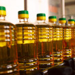 Stock Photo: Sunflower oil