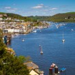 A view of Dartmouth in Devon, England - Stock Photo
