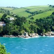 Stock Photo: Devon coastline