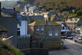 Port Isaac in Cornwall — Stock Photo