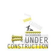 Vector UnderConstruction — Stock Vector