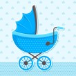 Royalty-Free Stock Vector: Vector Baby Pram