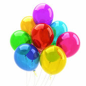 Colorful Balloon — Stock Photo