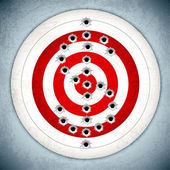 Dollar Target — Stock Vector