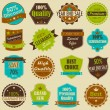 Selling Badge - Stock Vector