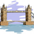 London Bridge — Stock Vector #9814421