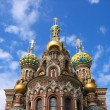 Cathedral in St. Petersburg — Stock Photo
