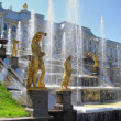 Fountain of St. Petersburg - Foto Stock