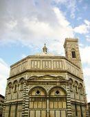 Santa Maria del Fiore in Florence — Stock Photo