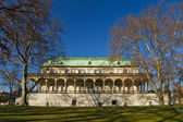 Queen Anne's summer palace — Stock Photo