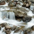 Stock Photo: mountain stream in rila