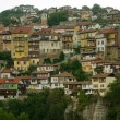 Stock Photo: Veliko Tarnovo - old houses