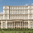 Largest building in Europe — Stock Photo