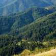 Slopes of the Rhodope mountain — Stock Photo