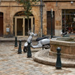 Stock Photo: Sunday calmness in Aix en Provence