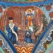 Old painting from Batoshevo monastery, Bulgaria — Stock Photo
