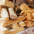 Stock Photo: Fresh bread of Provence