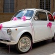 Wedding car — Stock Photo #9149121