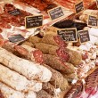 Stock Photo: Sausage in Aix en Provence