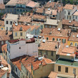 Old houses in Marseille city, France — Stock Photo