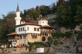 The palace in Balchik, Bulgaria. — Stock Photo