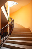 Stairs in a building — Stock Photo