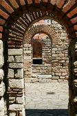 Grecian arches — Stock Photo