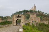 The Tzarevets fortress in Veliko Tarnovo — Stock Photo