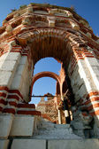 Ruins in Nessebar — Stock Photo