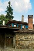 Dům v koprivštici, bulharsko — Stock fotografie