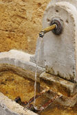 Ancient fountain — Stock Photo