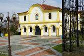 Church of Elhovo town in Bulgaria — Stock Photo