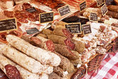Sausage in Aix en Provence — Stock Photo