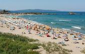 The beach of Lozenets — Stock Photo