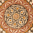 Ornament from Selimie mosque — 图库照片
