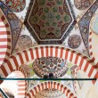 Stock Photo: Oriental ornaments of Sherifili mosque