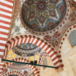 Stock Photo: Ornaments of Sherifili mosque